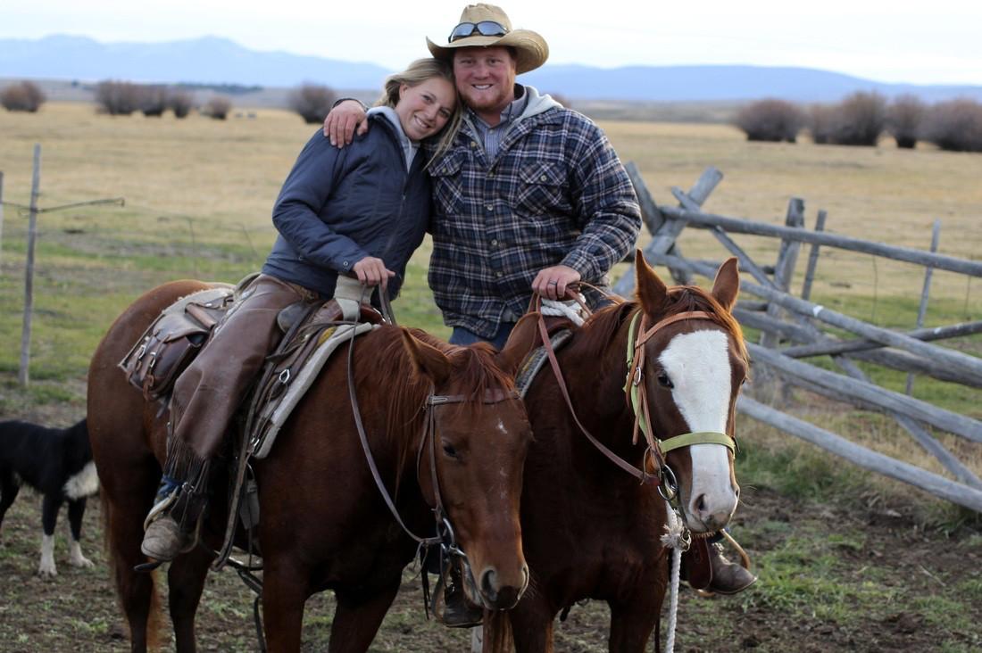 John and Talitha Ashcraft   Owners of TerraNova LLC   Montana Weed Control